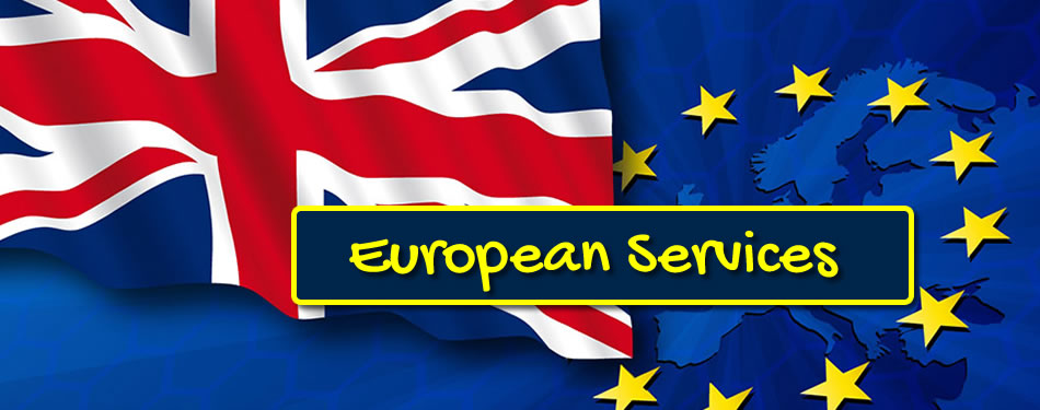 European Removals and Courier services